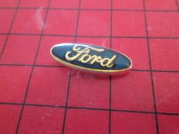 713a Pins Pin's  / Rare & Belle Qualité / THEME AUTOMOBILE : LOGO DE LA MARQUE FORD - Ford