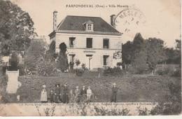 Parfondeval-Villa Marette. - Frankrijk
