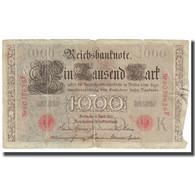 Billet, Allemagne, 1000 Mark, 1910, 1910-04-21, KM:45b, AB - [ 2] 1871-1918 : German Empire