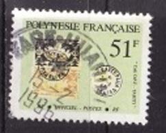 Polynesie Francaise - Officiel Yv.no.26 Oblitere(d) - Service