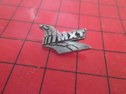713a Pins Pin's  / Rare & Belle Qualité / THEME AUTOMOBILE : PNEUS MICHELIN MXT Par Pichard Saumur - Pin's
