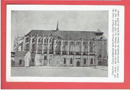 CHARTRES EGLISE ABBATIALE SAINT PIERRE CARTE BON ETAT - Chartres