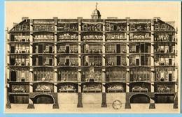 CPA 78 VERSAILLES Ancien Hotel Des Affaires Etrangères Et De La Marine ( Coupe) - Versailles