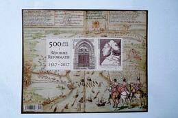 COB. BL 250** Neuf – 2017 – 500 Ans De Réforme – 1517 - Blocs 1962-....