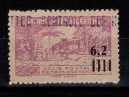 Algerie - Colis Postaux N** Luxe YV 136 - Paketmarken