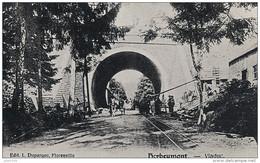 HERBEUMONT ..-- VIADUC  Route De FLORENVILLE . Ligne BERTRIX - MUNO . - Herbeumont