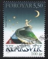 Faroe Islands - Iles Féroé 2008 Yvert 622, Centenary  Of The City Of Klaksvik - MNH - Färöer Inseln