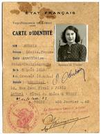 Etat Français, Vice-Présidence Du Conseil,  Carte D'identité N°23 - 1939-45