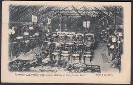 BRITISH HONDURAS, Belize, Colosseum, Shop Interior, Furniture Department - Belize