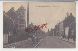 Au Plus Rapide Heyst Op Den Berg Bergstraat Circulé 1919 Très Bon état - Heist-op-den-Berg