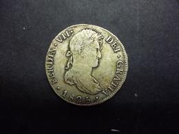 BOLIVIA 8 REALES 1825 ------------D1 X 2 - Bolivia