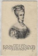 CPA - COMTESSE D'ARTOIS - Portrait - Edition ND. - Femmes Célèbres