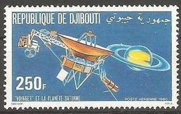 1980Djibouti289Probe / Saturn5,00 € - Space