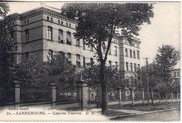 57. Sarrebourg. Caserne Tourret - Sarrebourg
