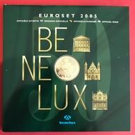 Benelux - Euroset 2005 - Lussemburgo