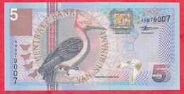 Surinam 1 Billet De  5 Gulden Du 01/01/2000 En UNC Lot N °6 - Surinam