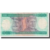 Billet, Brésil, 200 Cruzeiros, KM:199a, TTB - Brazil