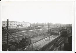 Photo - Thème Chemin De Fer - Gare à Localiser - Gare De Colmar En 1953 - Trains
