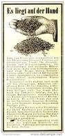 Original-Werbung/Anzeige 1912 - KÖSTRITZER SCHWARZBIER / FÜRSTLICHE BRAUEREI KÖSTRITZ - Ca. 80 X 170 Mm - Werbung