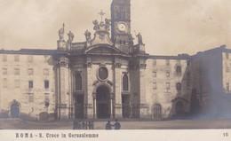 Roma S Croce In Gerusalemme - Italia
