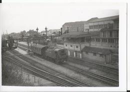 Photo - Thème Chemin De Fer -   Gare De Chaumont  En 1954 - 52 Haute Marne - Trains