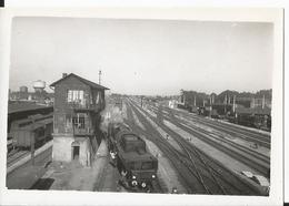 Photo - Thème Chemin De Fer -   Gare De Thionville - 57 - Moselle - Treinen