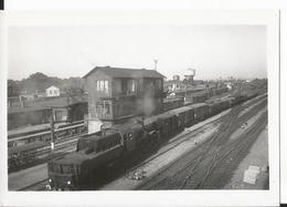 Photo - Thème Chemin De Fer -   Gare De Thionville - 57 - Moselle - Trains