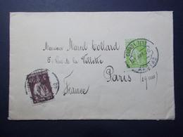 Marcophilie  Cachet Lettre Obliteration - PORTUGAL  - 1926 (2409) - Lettres & Documents