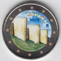 Moneda 2€ Color España 2019 - España