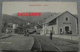 SAINT ETIENNE DE CHOMEIL  St Etienne Menet  La Gare - Autres Communes