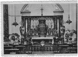 Sint - Laureins : De Kapel ( Rustoord St-Jozef ) . 2 Scans . - Sint-Laureins