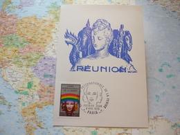 Année Internationale De La Femme 8/11/1975 Paris - FDC