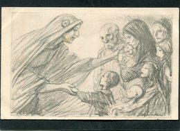 CPA - Illustration - Journée Française Du Secours National - Guerre 1914-18