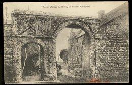 Ancien Château Du Boissy En Néant - Carte Tachée - Autres Communes