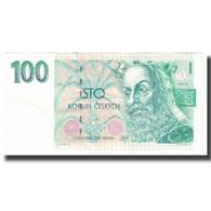 Billet, République Tchèque, 100 Korun, 1993, KM:5a, SUP - Tchéquie