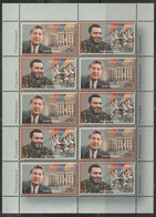 ARMENIE - Feuillet  N° 328/9 ** (1999)  Fils Martyrs - Armenia