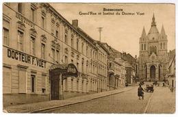Bonsecours, Grand Rue Et L'institut Du Docteur Voet (pk59230) - België