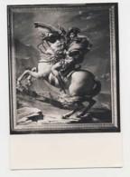AI33 Bonaparte Gravissant Le Saint-Bernard By Jacques Louis David - Paintings