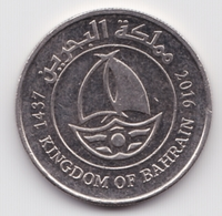 Bahrain,50 Fils 2016-1437 - Bahrein