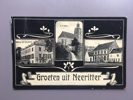 Groeten Uit Neeritter - Kasteel Van Kessenich - R.K. Kerk - Niederlande