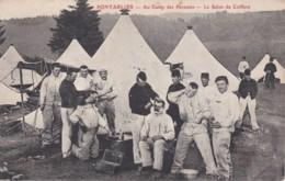 "PONTARLIER - Camp Des Pareuses -  ""salon De Coiffure""   (lot Pat 69) - Pontarlier"