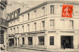 ROYAN - La Société Générale  (113435) - Royan