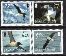 Falkland Islands 2009 Albatrosses Birds Set Of 4, MNH, SG 1140/3 - Falkland Islands