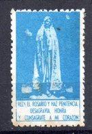 Viñeta Viñeta Reza El Rosario. - España