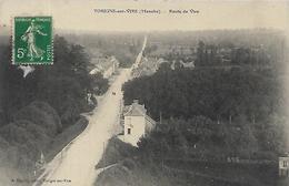 50, Manche, TORIGNI SUR VIRE, Route De Vire, Scan Recto-Verso - France