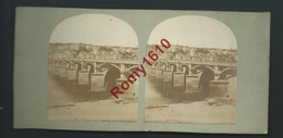 France Dép. 92. St. Cloud. Photo Stéréoscopique Du Pont. 2 Scans. - Photos Stéréoscopiques
