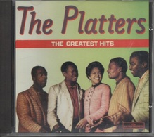 CD. THE PLATTERS.  - THE GREATEST HITS - 22 Titres - - Soul - R&B