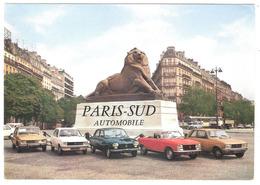 Gamme Peugeot - Paris Sud Automobile - 98 Av Du Général Leclerc 75014 Paris - Passenger Cars