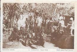 CAMEROUN - Types Kirdis   - (Cliché Agence Togo-Cameroun) - Cameroun