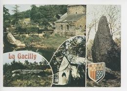La Gacilly Multivues, Menhir Roche Piquée, Tablettes Cournon, Chapelle Saint Jugon, Déversoir Aff (n°4) - La Gacilly